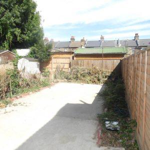 Lopen road, 46 garden